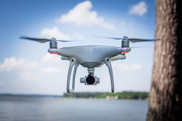 emprender con drones